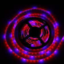 red and blue led grow lights grow led strip smd5050 red blue led grow lights tent 72w flexible