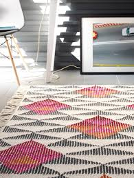Cheap Kilim Rugs Our Kalpana Kilim Rug Livens Up Any Room With Its Precisely Spaced