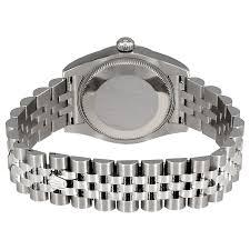 silver rolex bracelet images Rolex datejust lady 31 silver dial stainless steel jubilee jpg