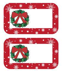 41 sets of free printable gift tags