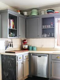 horizontal top kitchen cabinets how to replace cabinets with open shelving diy