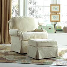 Swivel Rockers With Ottomans Extraordinary Nursery Glider With Ottoman Rocker Recliner For