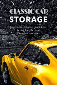 african sports cars 5 tips for seasonal and long term classic car storage life