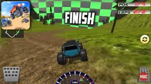 3d monster truck stunt racing monster truck stunt racing gameplay ios android youtube