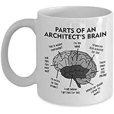 the architects brain mug 11oz parts of an