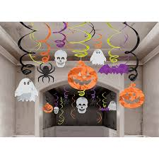 amazon com hanging swirl halloween theme toys u0026 games
