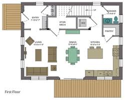 Barn Homes Floor Plans Barn Style House Plans In Harmony With Our Heritage