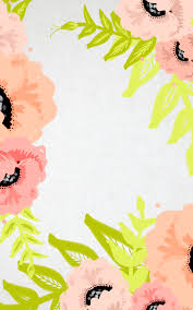 girly images for background hello spring wallpaper by cocorrina patterns pinterest