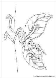 bug u0027s coloring pages educational fun kids coloring pages