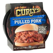 curly u0027s pulled pork 16 oz walmart com