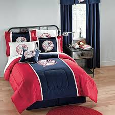 New York Yankees Home Decor by New York Yankees Ny 5pc Twin Bedding Set Comforter Sheets Sham
