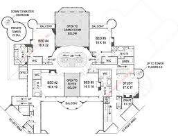 dream home plans luxury balmoral castle plans luxury home plans
