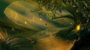 fantasy forest backgrounds wallpapers scenery wallpaper qsmejk