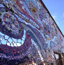 mosaic tile house venice california los angeles california mosaic tile house venice california los angeles california exterior wall of the
