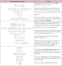 solving rational equations worksheet with work futurespastart com