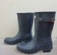 womens rubber boots size 9 s original wedge studded waterproof boots