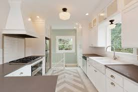 Tile Flooring For Kitchen by 41 White Kitchen Interior Design U0026 Decor Ideas Pictures