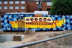Freibad Bad Hersfeld Graffiti Maler Fassadengestaltung Wandgestaltung Graffiti