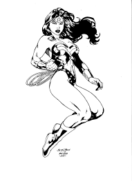coloring pages of wonder woman wonder woman by ed benes by edhale on deviantart coloring pages