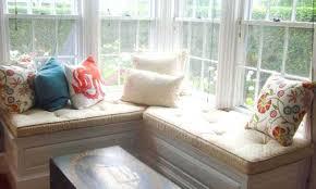 Kitchen Bench Seat With Storage Corner Window Seat With Storage Home Design Inspirations