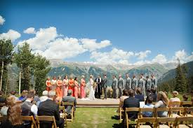 mountain wedding luxe mountain weddings magazine
