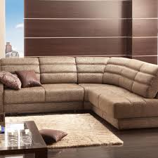 Couch Small Space Living Room Curved Sectional Sofa With Chaise Small Sectional