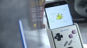 Setting Up Your Smartphone Now by The Smart Boy Turns Your Smartphone Into A Working Game Boy Youtube