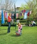 Resultado de imagen para laundry clothesline hanging B00UUSC7UI