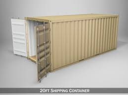container 3d models download 3d container files cgtrader com