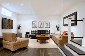 marvelous basement family room ideas letter l grey sofa wooden tv