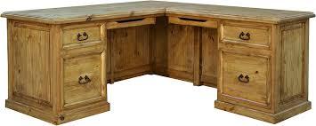 Wood L Shaped Desk Rustic L Shaped Desk Wood L Shaped Desk Pine Wood L Shaped Desk