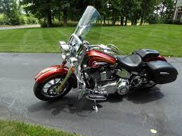 2014 harley davidson softail cvo deluxe purcellville va