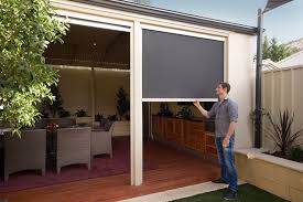 Shade Awnings Melbourne Ziptrack Blinds Melbourne Shadewell Awnings U0026 Blinds
