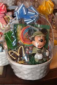 pre made easter baskets hop and drop at walt disney world resort hotels disney parks