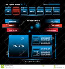 web page design web page design stock image image 8977421