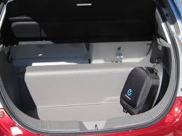 nissan leaf gas tank size best electric car cargo space 2012 nissan leaf 2012 toyota plug