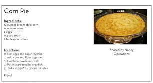 thanksgiving recipes corn delicious fall recipes tybee vacation rentals