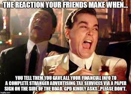 Scam Meme - it s tax season which means it s scam gainesville police