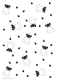 black and white christmas wrapping paper gorgeous black and white retro christmas wrapping paper