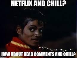 Meme Comments - michael jackson comments imgflip