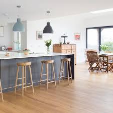 kitchen diner flooring ideas living room outstanding open plan kitchen diner living room