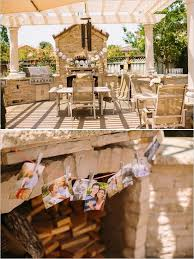 elegant vintage backyard bridal shower bridal shower ideas themes