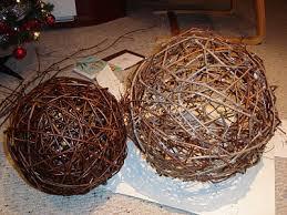 grapevine balls 26 best vine wreaths balls craft inspiration images on