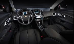 2006 Chevy Equinox Interior 2017 Chevrolet Equinox Vs 2017 Gmc Terrain Compare Cars
