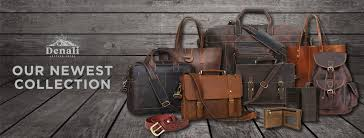 Louisiana Leather Travel Bags images Denali leather goods png