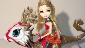 after high dolls names apple white dragonrider playset review after