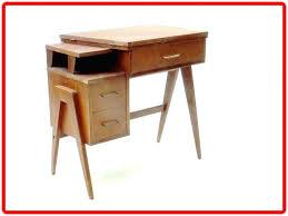 pieds bureau bureau vintage scandinave magnifique bureau vintage pas cher