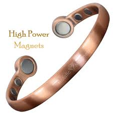 bangle bracelet mens images Mens copper magnetic bangle pain relief extra strength magnets jpg