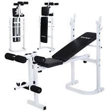 Sports Authority Bench Press Olympic Weights Ebay