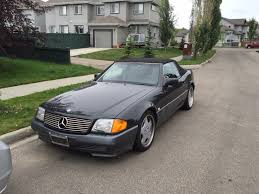 mercedes benz sl class questions got a 1991 500 sl and i can u0027t